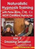 Peter Blum's Naturalistic Hypnosis Training videos